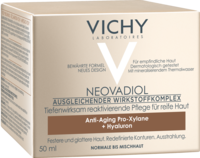 VICHY NEOVADIOL Creme normale Haut